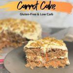 Gluten Free Carrot Cake pin