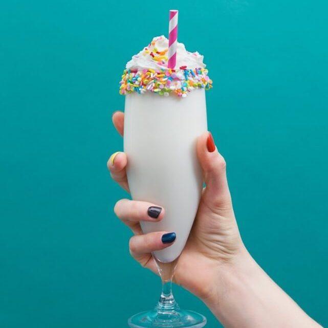 Best Keto Alcohol Drinks Summer Birthday Cake Milkshake