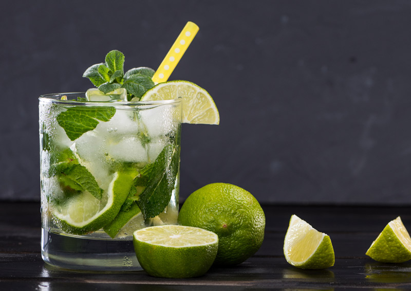 Best Keto Alcohol Drinks Summer Mojitos