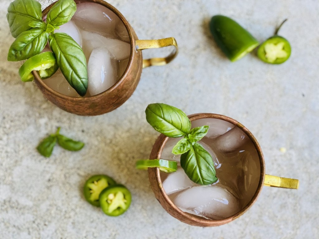Best Keto Alcohol Drinks Summer Moscow Mule