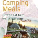 Keto While Camping pin