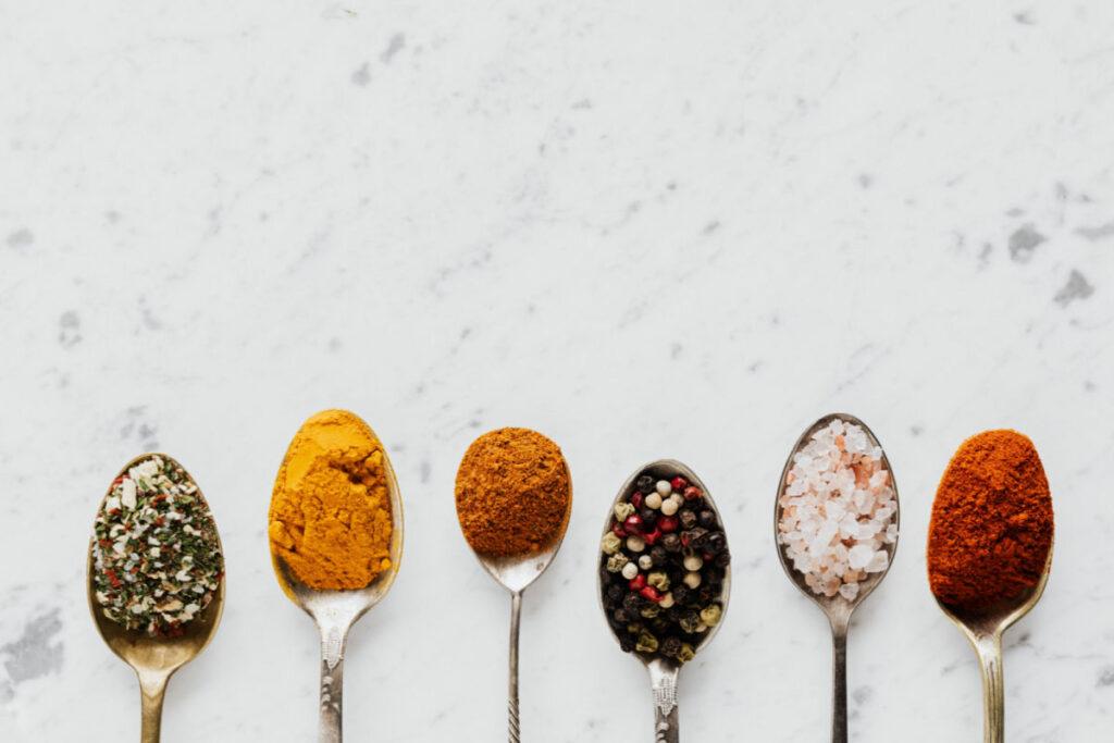 Keto Pantry Staples Spices