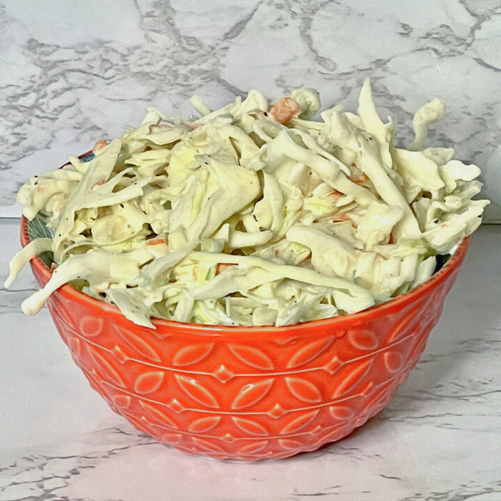 Sugar Free Coleslaw feature
