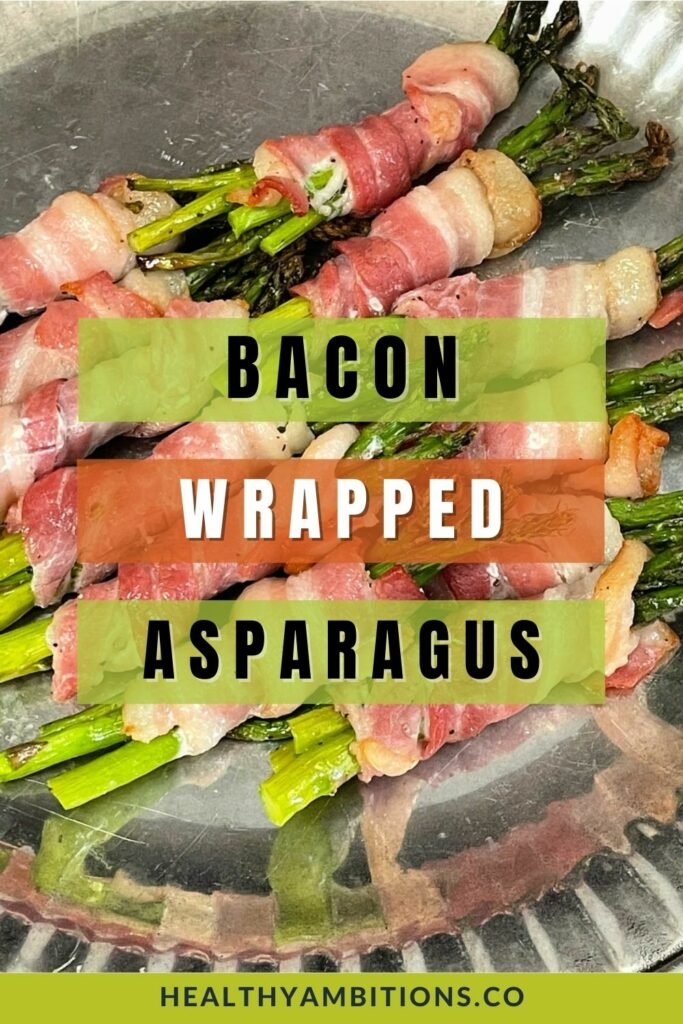 Bacon Wrapped Asparagus Pinterest