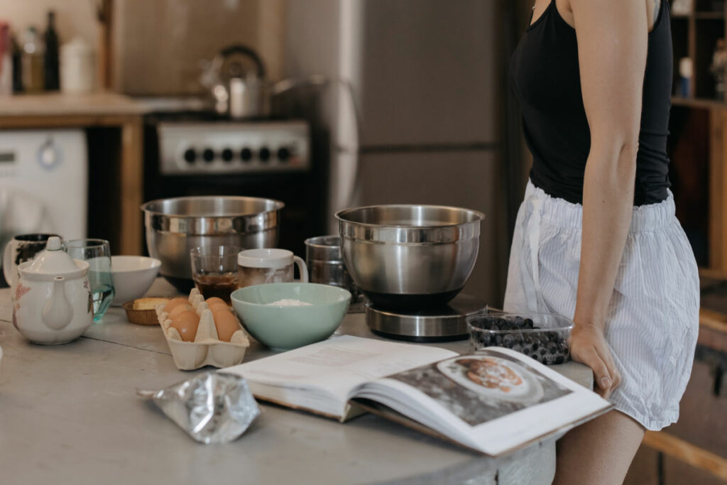 Keto Baking Essentials Mixing Bowls