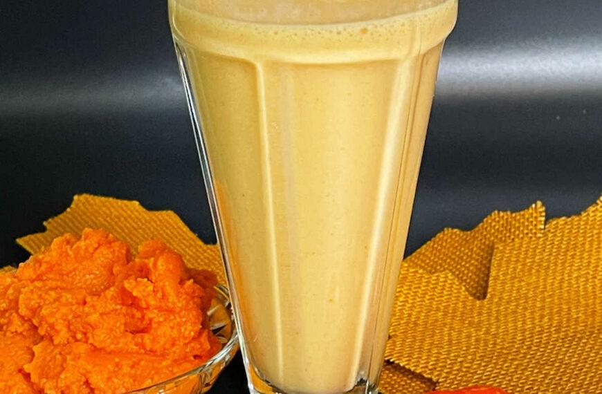Keto Pumpkin Spice Protein Smoothie