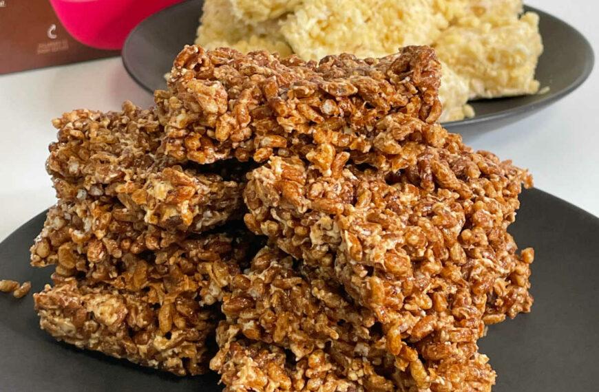 Keto Rice Crispy Treats