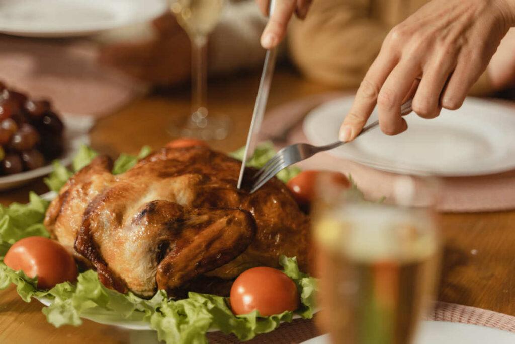 Keto Thanksgiving Dinner Turkey