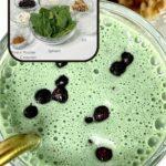 Keto Blueberry Protein Smoothie PINTEREST